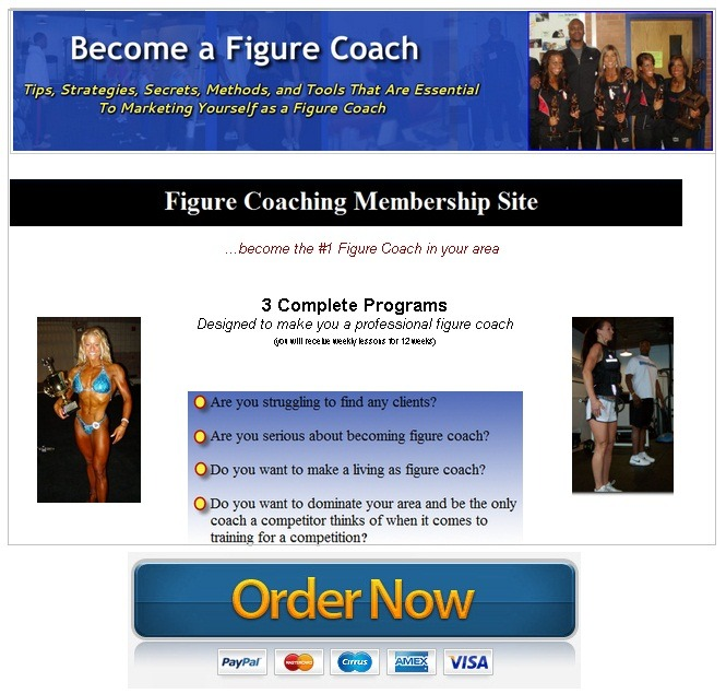 become a figure coach