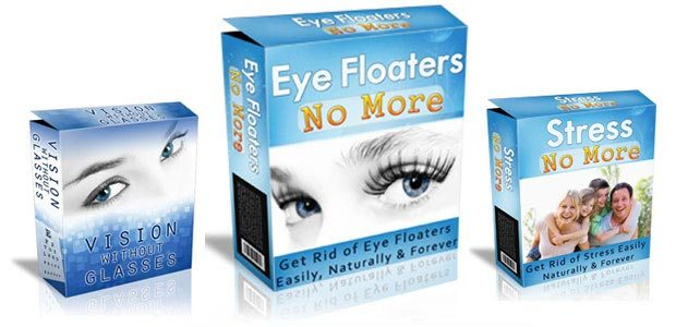 Eye floaters no more packed