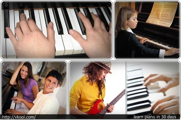 how to play piano chords learn piano in 30 days