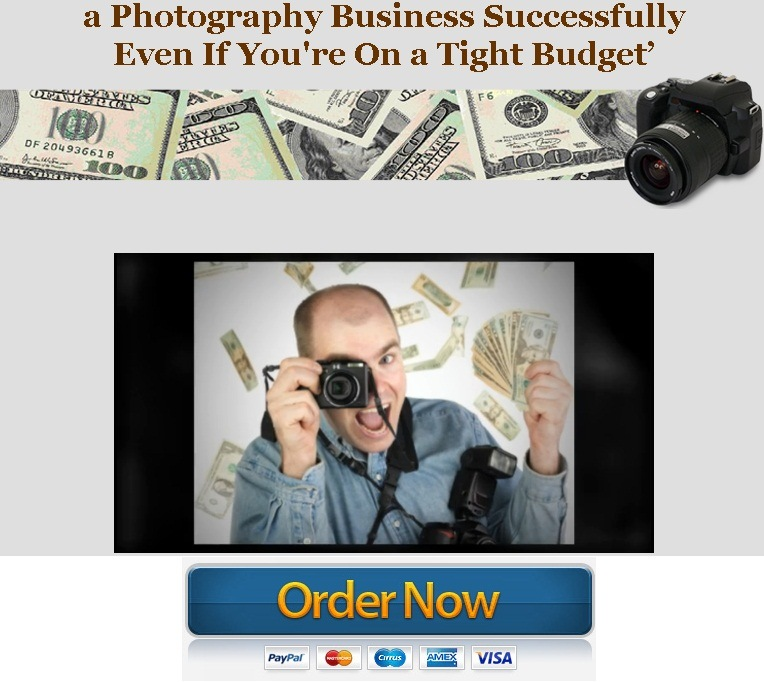 photography business quick steps