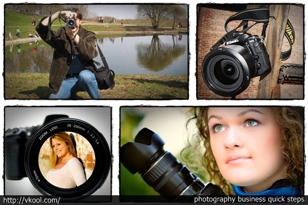 photography business quick steps review