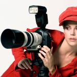 Capturing qualified looking portraits with ez flash photography