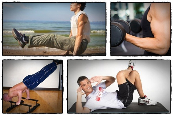 strength training workouts for men