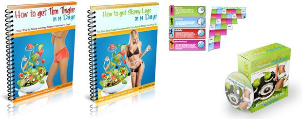 30 days to thin diet plan bonuses