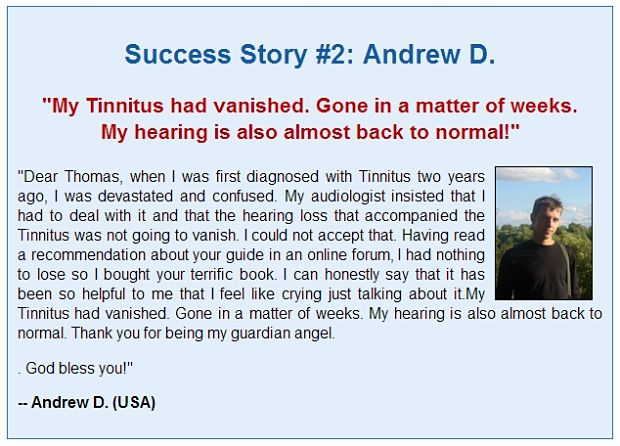 Tinnitus miracle comments