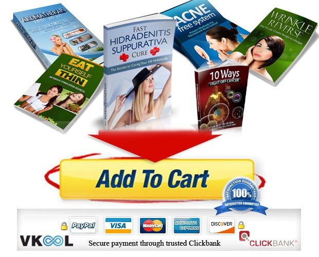 Fast hidradenitis suppurativa cure ebook order