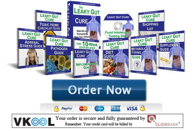 Leaky gut cure ebook download