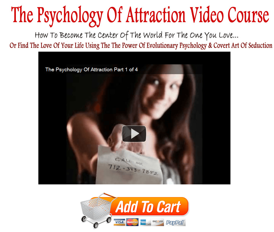 psychology of attraction review