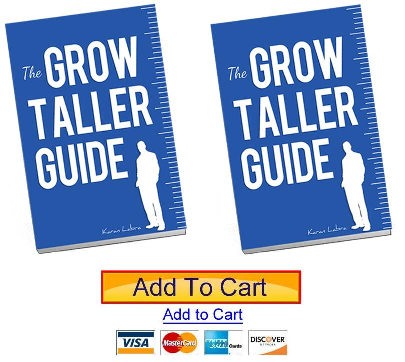 how to grow taller fast for kids