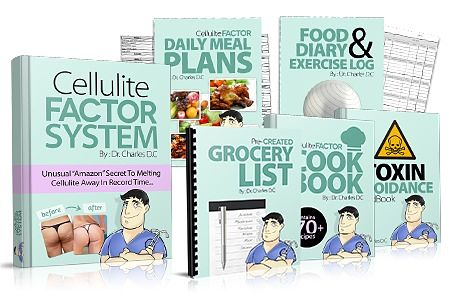 cellulite factor book