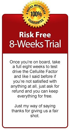 cellulite factor review guarantee
