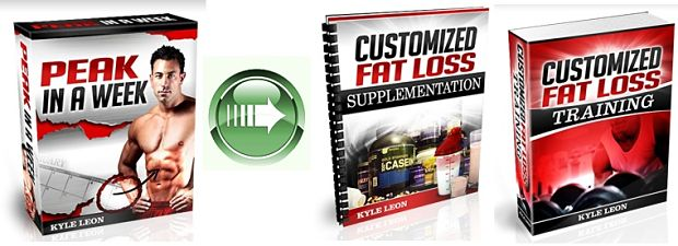 customized fat loss review bonus