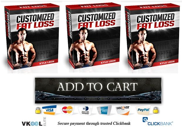 customized fat loss order