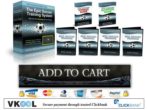 Epic soccer training program download