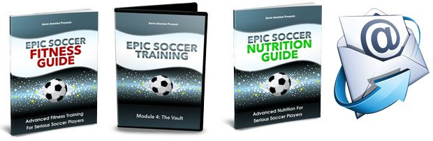 Epic soccer training program bonuses
