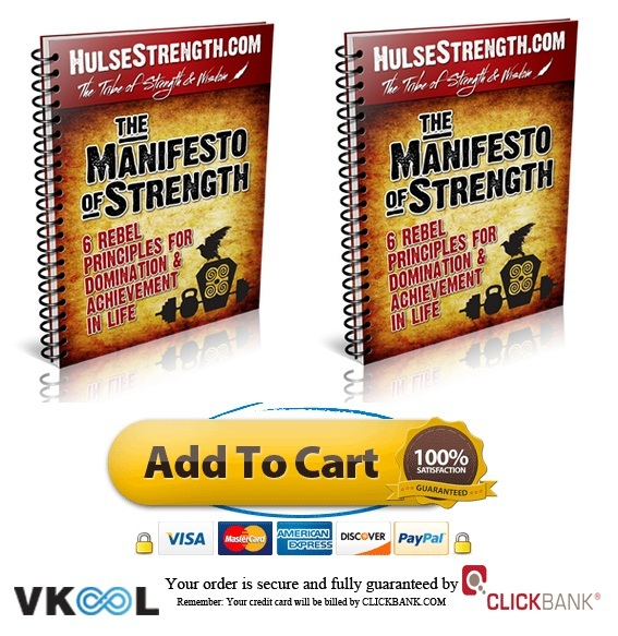 manifesto of strength