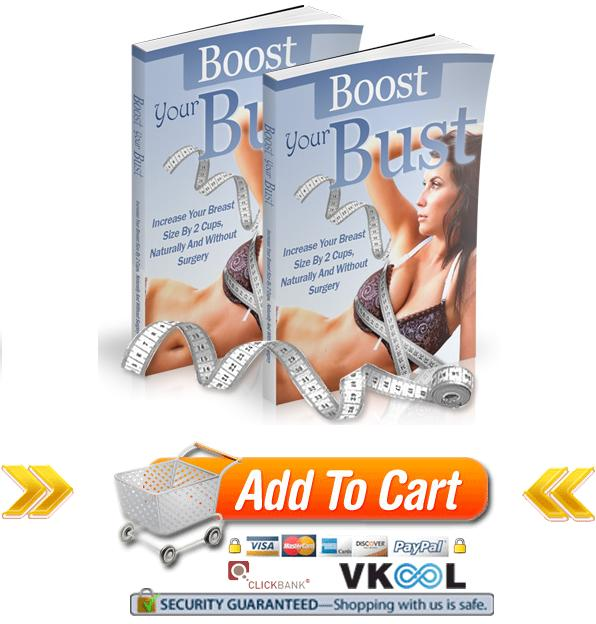 natural breast enlargement boots your bust