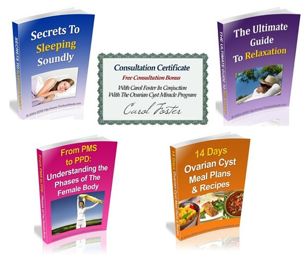 ovarian cyst miracle review for all bonus