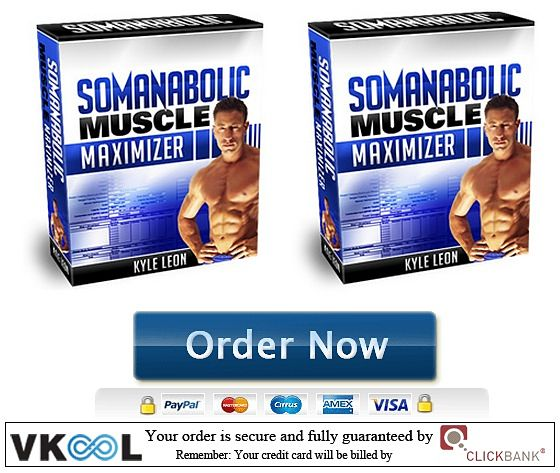 somanabolic muscle maximizer review order