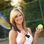 How to play tennis – how to have a serve like professional tennis player with secret of a power serve
