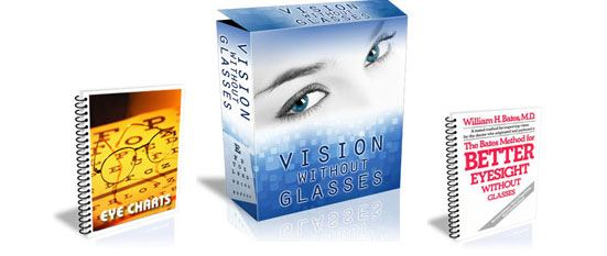 Vision without glasses Package