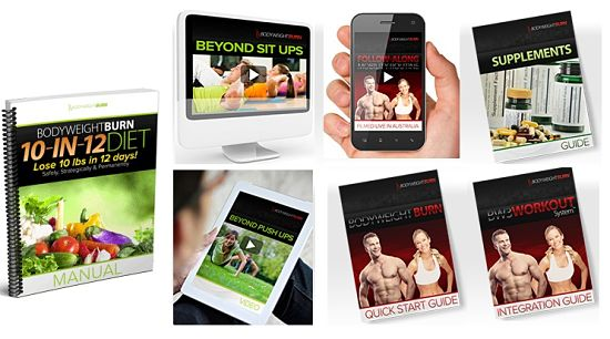 Bodyweight burn review bonuses