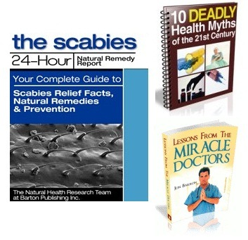 The scabies 24 hour natural remedy report bonuses