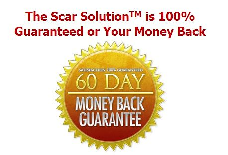 The scar solution guarantee