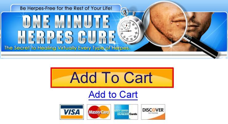 cure herpes review