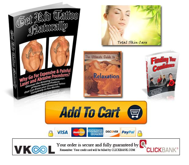 Get rid tattoo naturally download