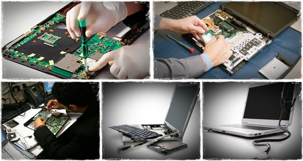 laptop repair made