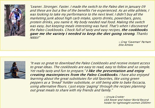 paleo cookbooks comment