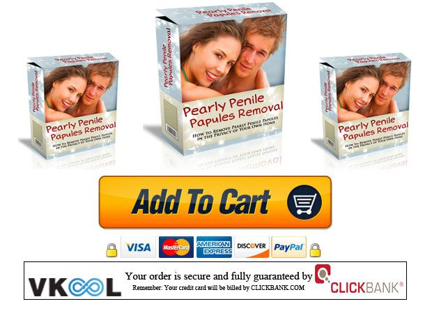 Pearly penile papules removal ebook download
