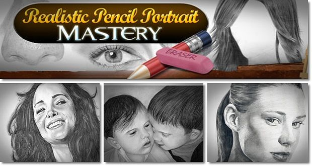 realistic pencil portrait mastery picture