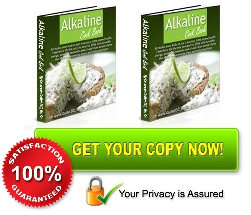 alkaline cook book guide
