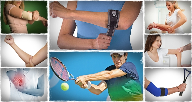 how to treat tennis elbow injury