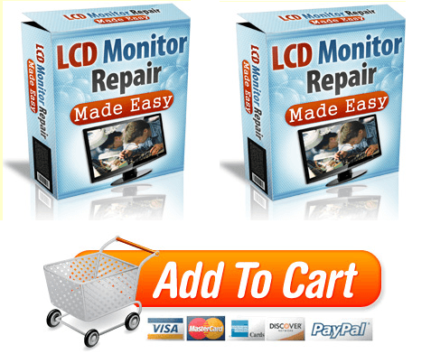 lcd monitor repair review