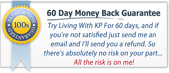 living with KP guide guarantee