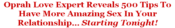 lovemaking tips review
