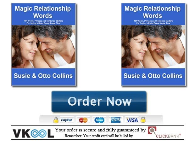 Magic relationship words ebook download