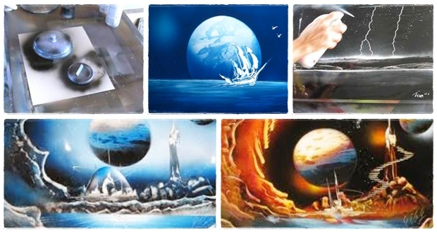 spray paint art for sale