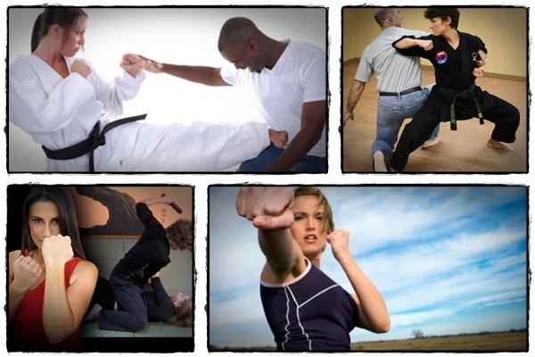 self defense training system