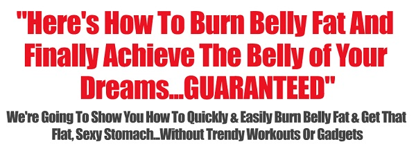 belly fat removal belt beat your belly fat