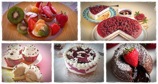 delicious dessert recipes and the dessert angel