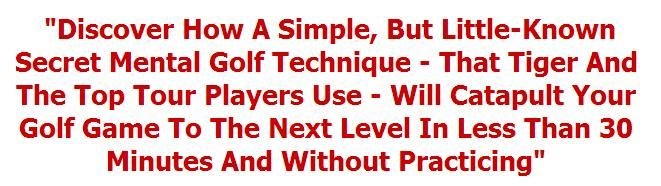 golf swing tips driver mental golf training