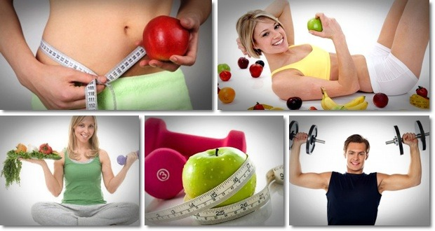 healthy eating and exercise plan warp speed fat loss