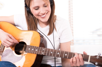 learn to play the guitar online