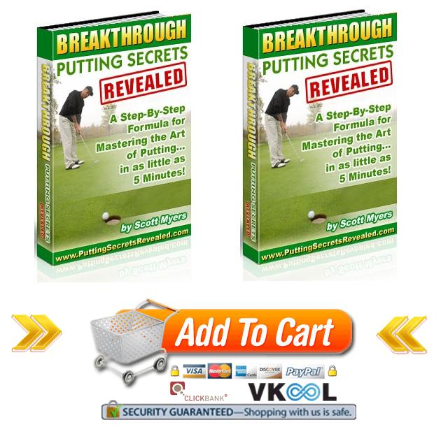 putting tips tiger woods breakthrough putting secrets
