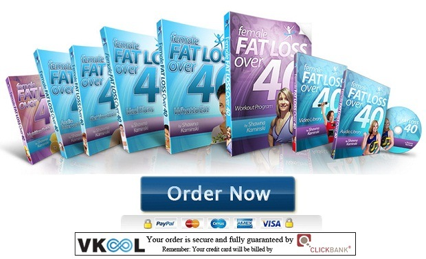 weight loss program for women over 60 and female fat loss over 40