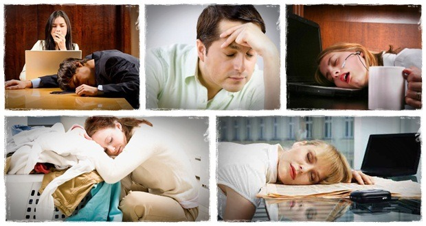 how to get rid of fatigue and end tiredness program